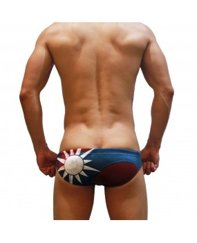 Sexy Swimming Briefs (Taiwan Special Edition)