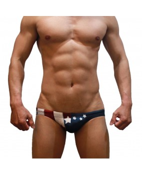 Sexy Swimming Briefs (USA Special Edition)