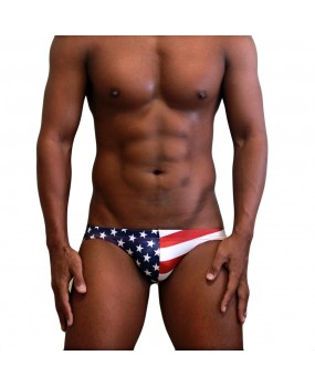 Sexy Swimming Briefs (USA)